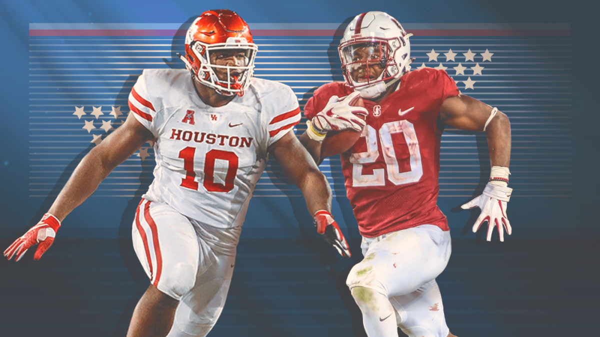 cf1162e6 2018 CBS Sports Preseason All-America team: College football's best ...