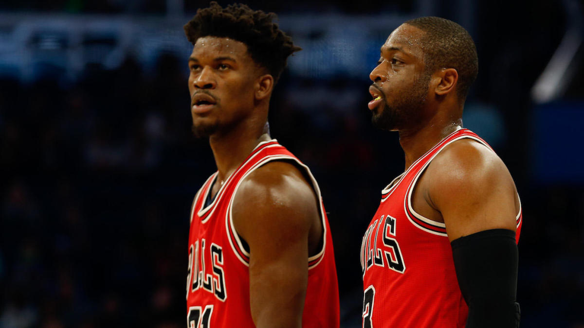 Dwyane Wade Called Out Jimmy Butler For A Comment On Gabrielle Union S Instagram Cbssports Com