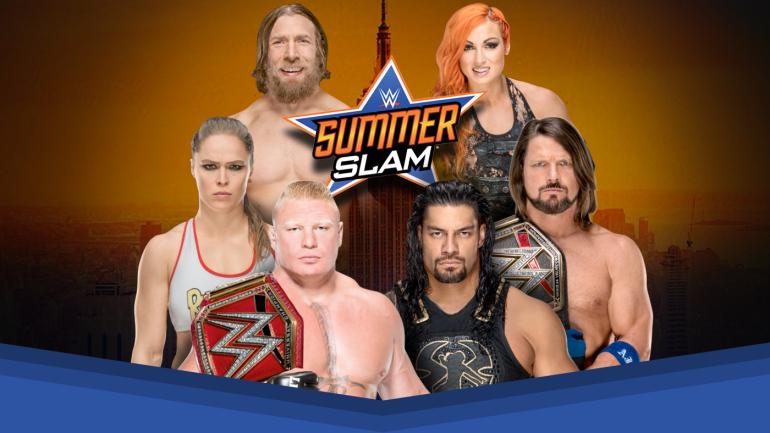 2018 WWE SummerSlam results: Live updates, recap, grades, matches, card, highlights thumbnail