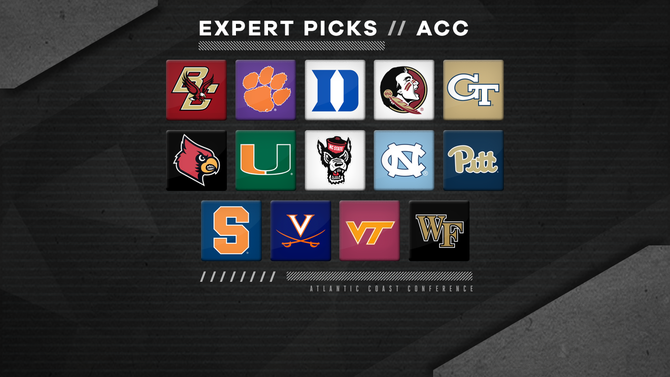 2019 ACC expert picks: Overrated, underrated teams and predicted order of finish
