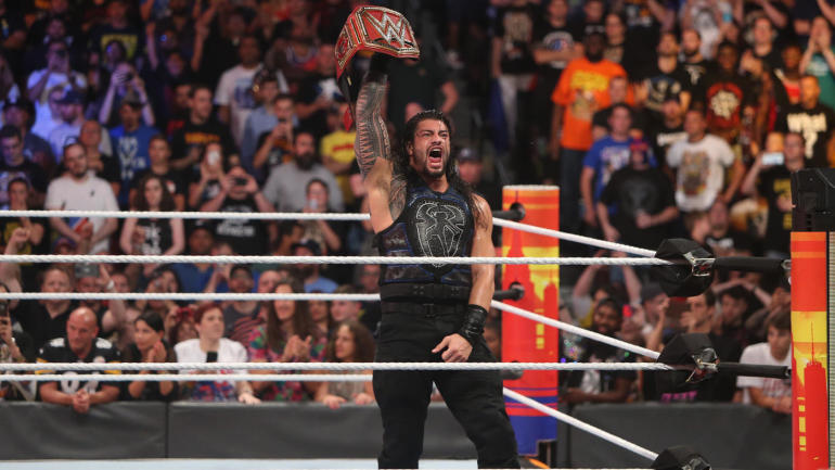 2018 WWE SummerSlam results, recap, grades: Four major title changes and a big-time finish