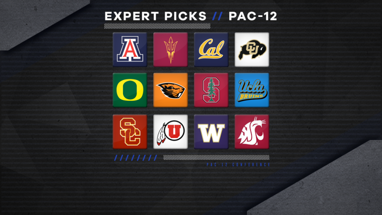 2018 Pac 12 Expert Picks Overrated Underrated Teams And
