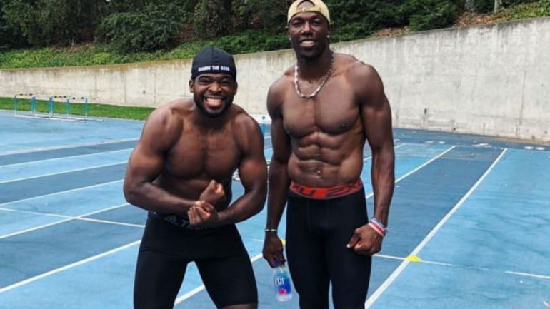 p k  subban can vouch for terrell owens u0026 39  speed after