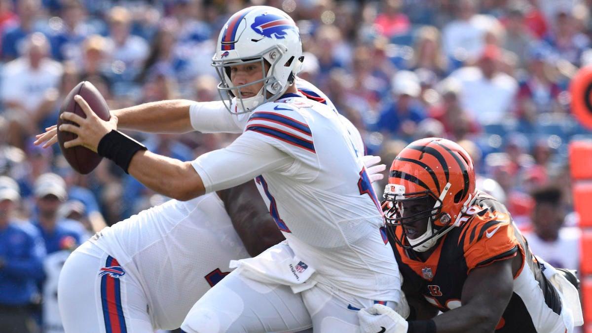 NFL Week 3: How to watch, stream Cincinnati Bengals vs. Buffalo Bills on CBS and CBS All Access