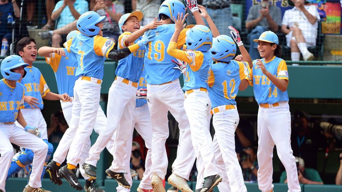 2018 Little League World Series scores, bracket: Hawaii
