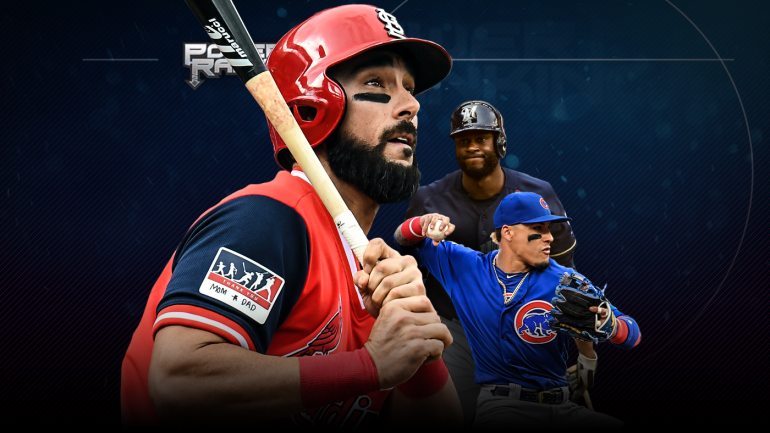 760a14ba6 MLB Power Rankings  Red-hot Cardinals are making the NL Central the class  of baseball - CBSSports.com