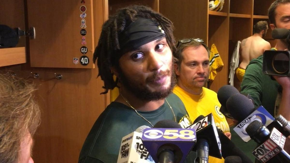 Antonio Morrison joins Green Bay Packers