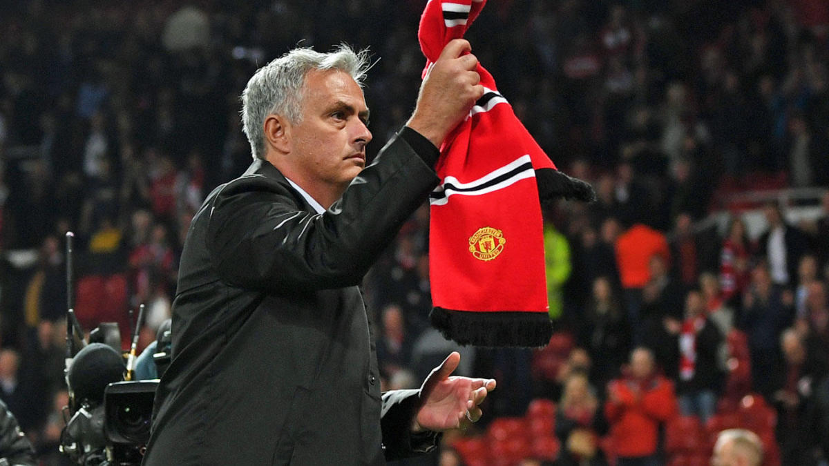 Jose Mourinho Manchester United Go Their Separate Ways After Disastrous Start To Premier League Season Cbssports Com
