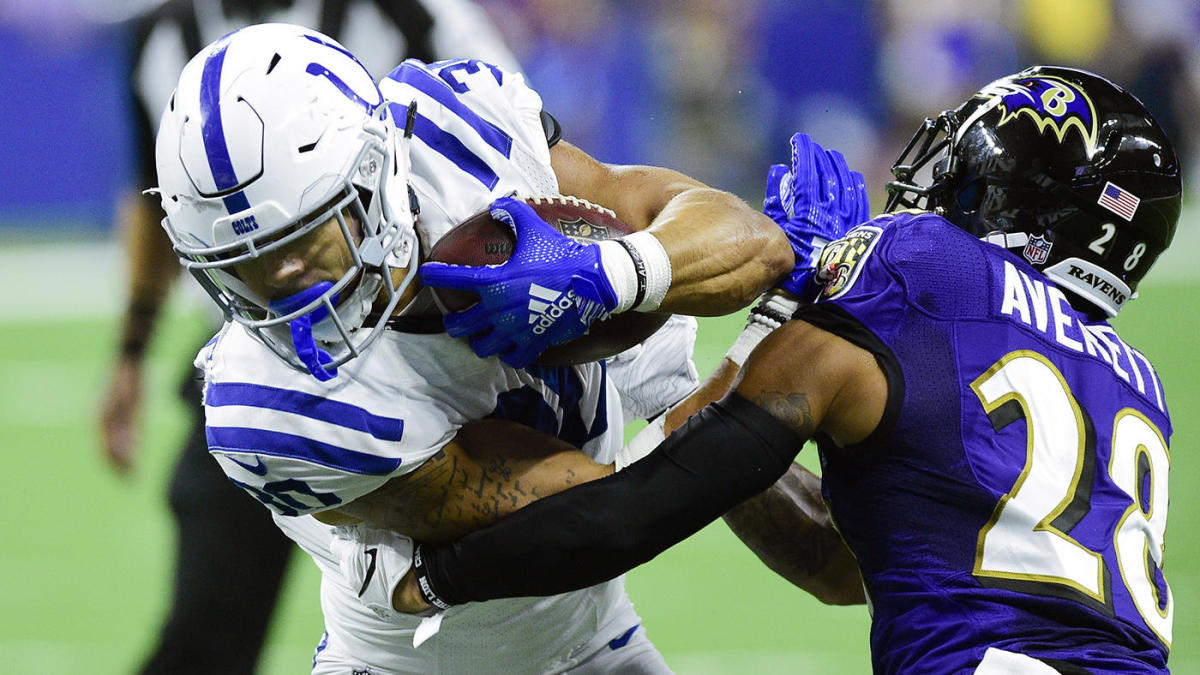Fantasy Football Week 12 Running Back Preview: Jordan Wilkins returns, makes Colts backs tough to trust