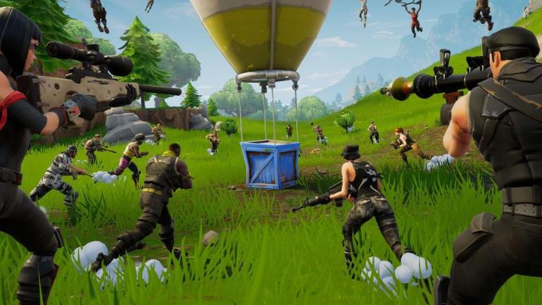 World Cup Fortnite Results