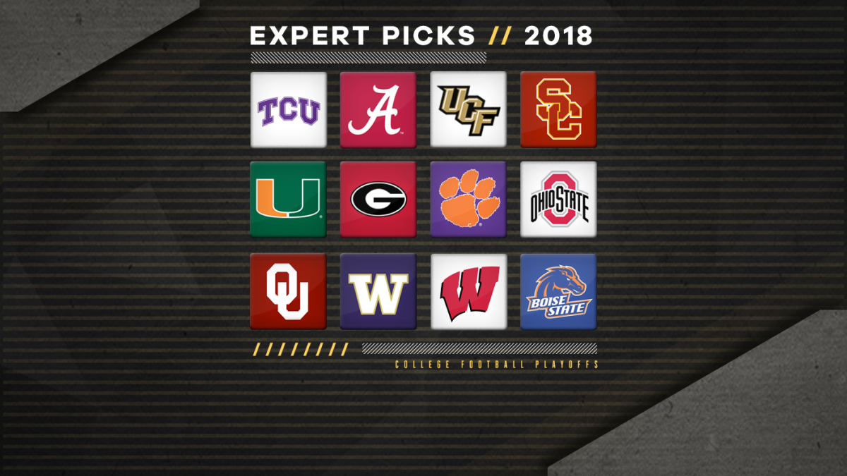 College football predictions: Nation's most overrated, playoff picks