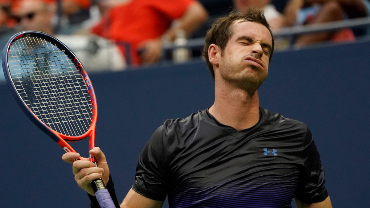Andy Murray accuses opponent Fabio Fognini of shouting during match in Shanghai Masters loss