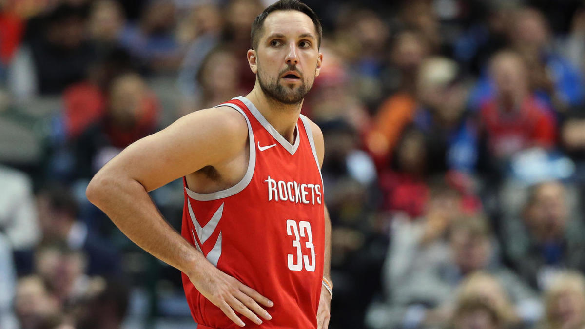Rockets cutting ties with veteran Ryan Anderson less than month into season, per report