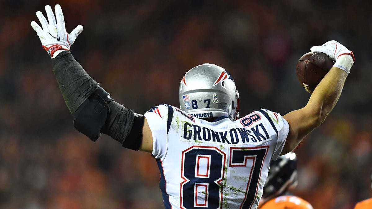 Report Rob Gronkowski Nearly Traded To Lions During Draft