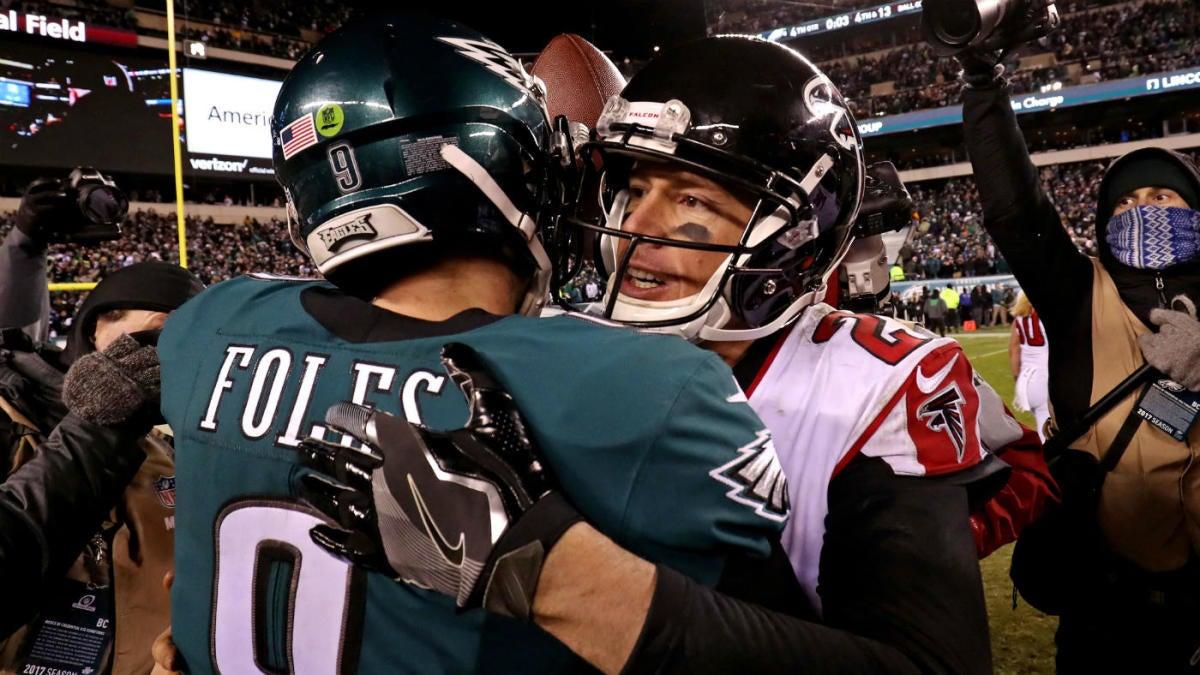 b545513400b Pete Prisco's NFL Week 1 Picks: Falcons upset champion Eagles, Packers crush  Mack, Bears - CBSSports.com