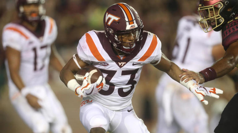 Georgia Tech vs. Virginia Tech odds, line: 2018 college football picks, predictions from expert who's 7-1 on Hokies, Yellow Jackets games