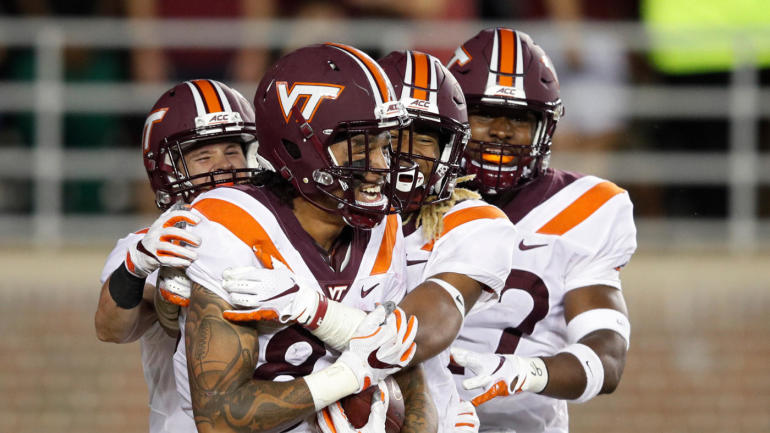 To Keep Its Bowl Streak Alive Virginia Tech Agrees To Add Dec 1