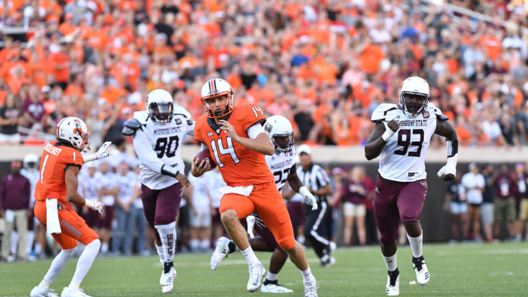 Oklahoma State Vs South Alabama Live Updates Score Results