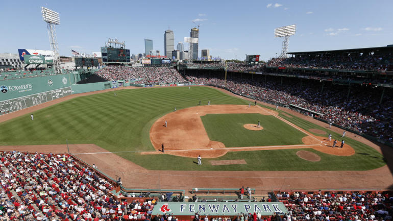 The Red Sox's 2018 AL East championship banner is being held hostage by a few Boston buddies