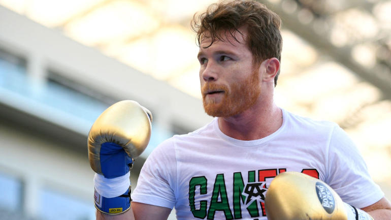 Canelo Alvarez to move up two weight classes and challenge Sergey Kovalev for light heavyweight belt