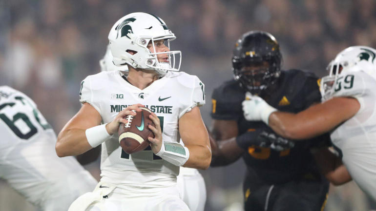 Michigan St. vs. C. Michigan Live updates Score, results, highlights, for Saturday's NCAAF game