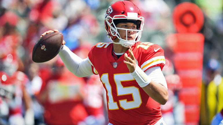4db9b7092 Fantasy Football Believe It or Not  Patrick Mahomes is matchup-proof ...
