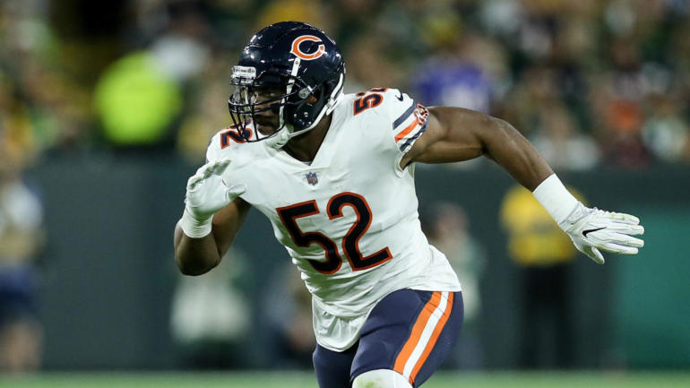 Agent's Take: Khalil Mack, Sam Bradford among hits, misses for veteran acquisitions