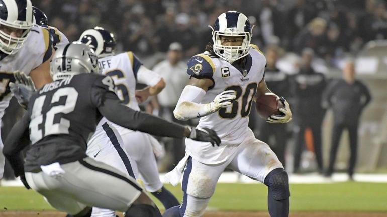 6ed91c52 Rams vs. Raiders final score, takeaways: Derek Carr's implosion ...