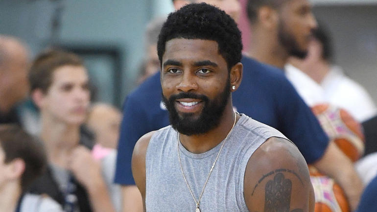 Kyrie Irving apologizes for saying Earth is flat e629a3c4b