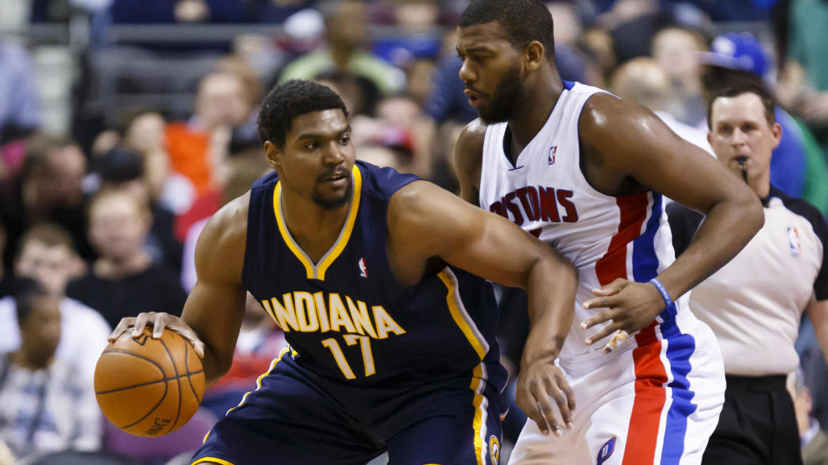 35d994201f4 Former All-Star big man Andrew Bynum works out at Lakers facility as he  attempts NBA comeback, per report - CBSSports.com