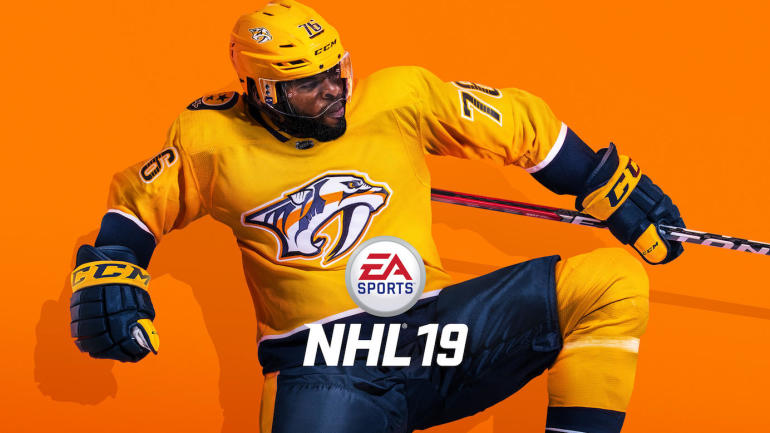 EA Sports  NHL 19  Review  Gameplay takes a huge step forward thanks to new  skating and motion physics - CBSSports.com b5215f24c