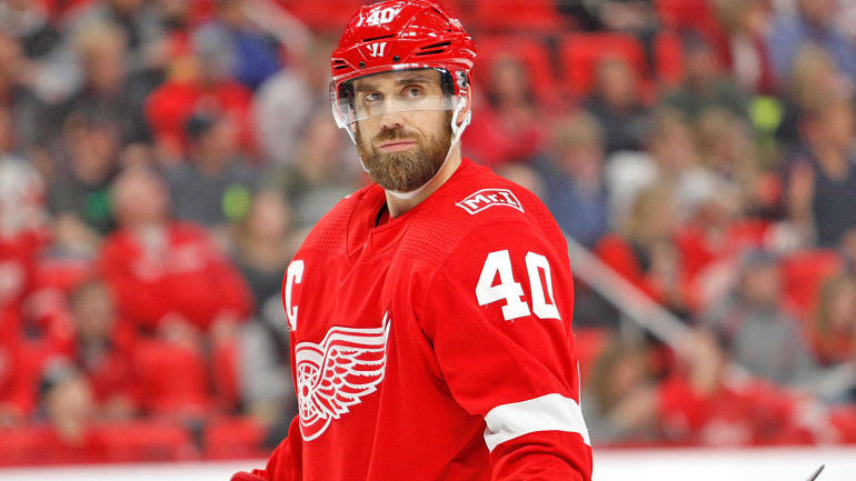 830fe2c16 Red Wings GM says Henrik Zetterberg is done playing hockey after 15 seasons  in Detroit