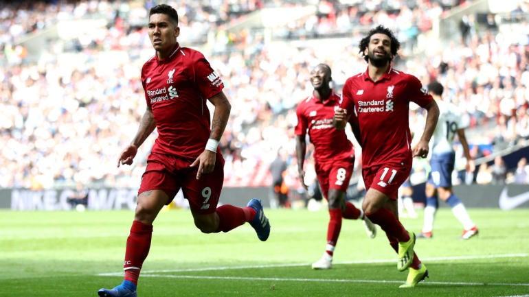 Liverpool Tottenham Results
