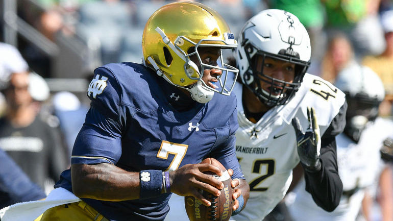 Week 4 college football picks, games, odds: Notre Dame, Wisconsin, Florida State on upset alert