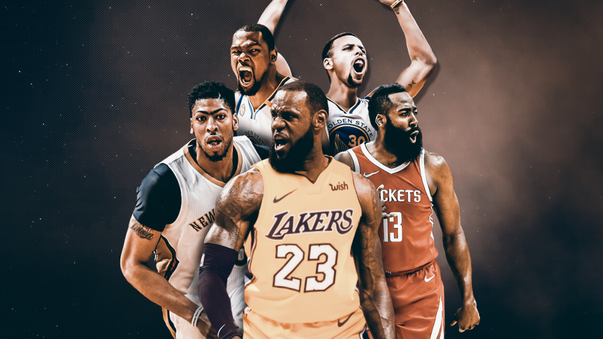 7eee6228c42 Top 100 NBA players for 2018-19: LeBron James headlines rankings  front-loaded with West superstars - CBSSports.com