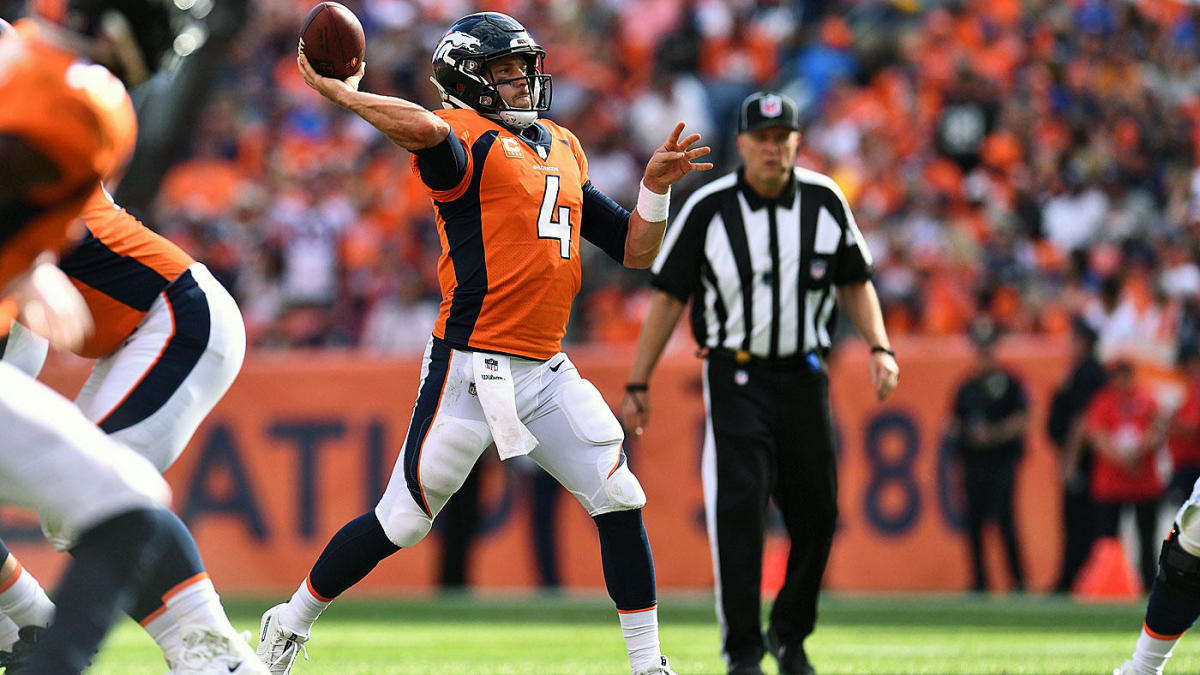 new concept 39b26 26b9c Case Keenum says he was 'definitely shocked' by Broncos ...