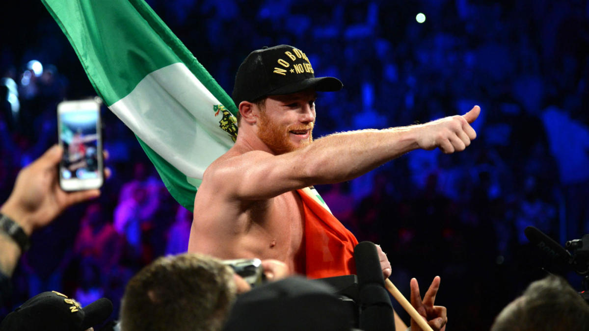 Canelo Alvarez signs most lucrative contract in sports