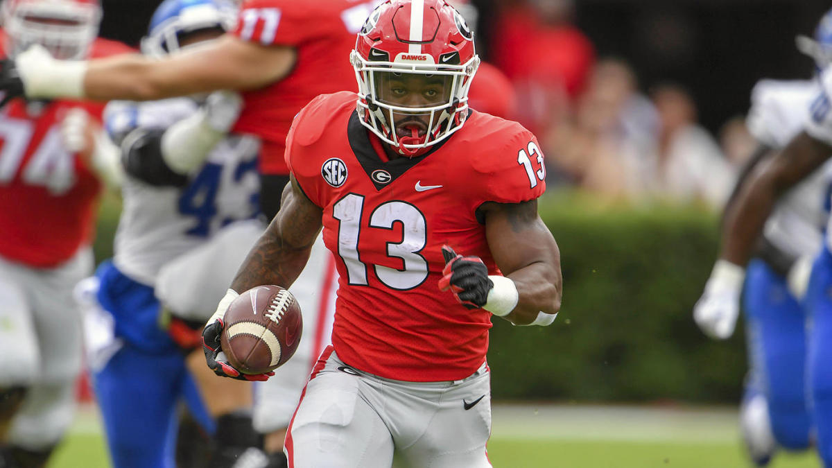 the latest 36d7b f205c Undrafted free agent tracker 2019: Signings from all 32 NFL ...