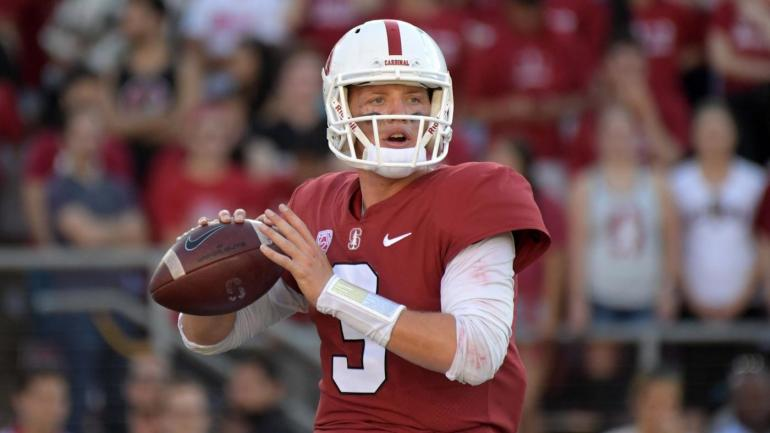College football odds, lines, schedule for Week 4: Stanford opens as road favorite vs. Oregon