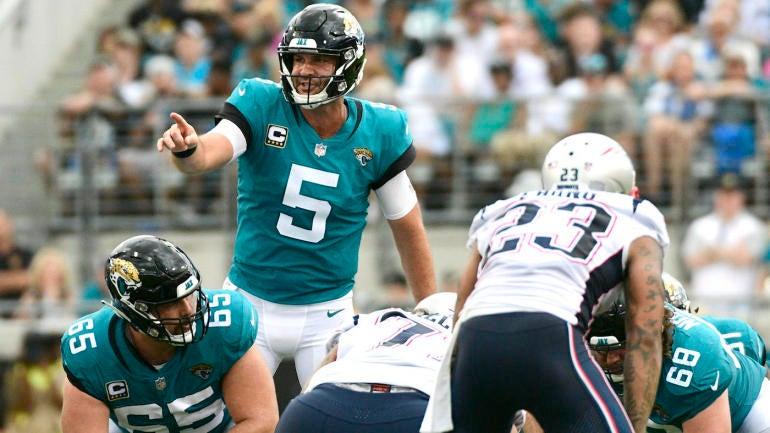 patriots vs. jaguars final score, takeaways: jacksonville, bortles