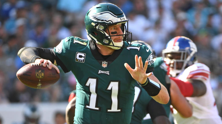 Fantasy Football Week 3 Carson Wentz Is Back And Eight Things To