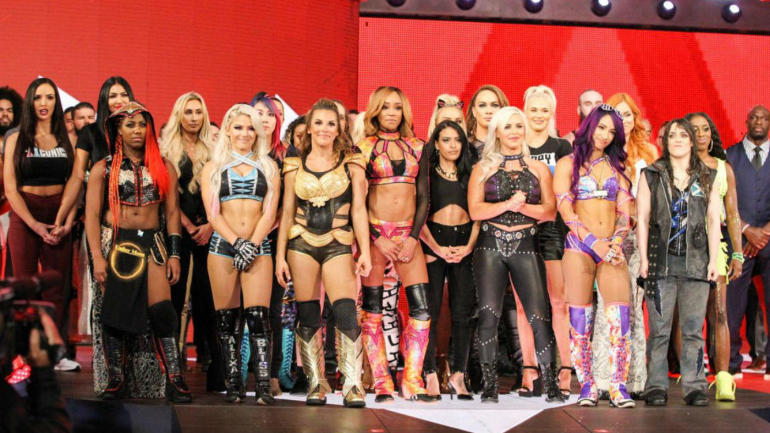 2018 WWE Evolution card, matches, start time, date, location, PPV predictions, rumors