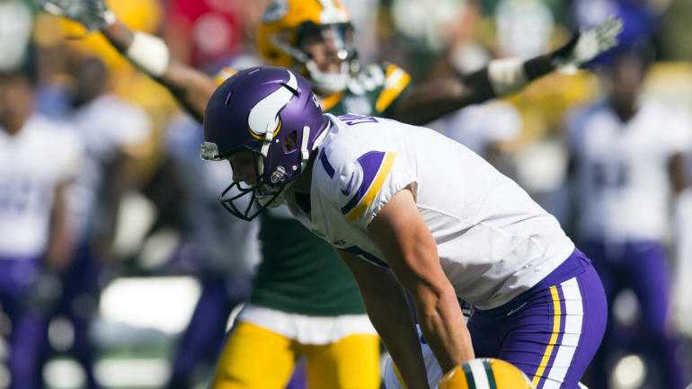 Vikings cut rookie kicker 682efeac4