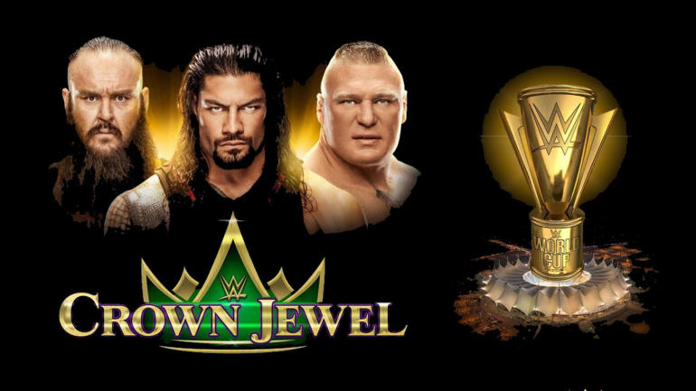 Wwe Crown Jewel World Cup Tournament Announced As Next