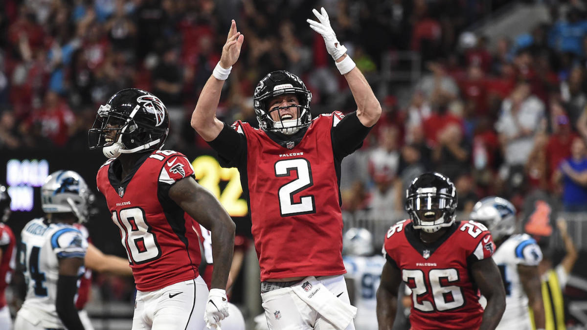 NFL Week 3 picks, odds: Staying on the Falcons bandwagon