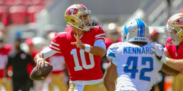 NFL: Detroit Lions at San Francisco 49ers