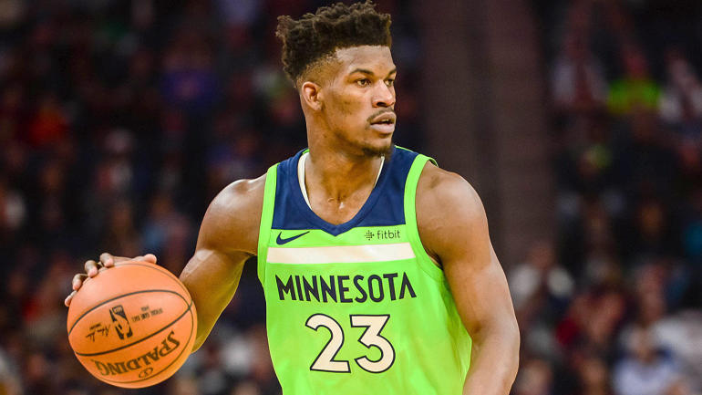 2520eec28fc Jimmy Butler trade rumors  Cavaliers reportedly pursuing Timberwolves star  - CBSSports.com