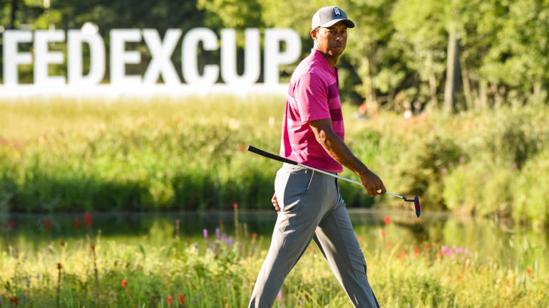 2018 Tour Championship leaderboard: Live coverage, golf scores, Tiger Woods score, Round 1 highlights