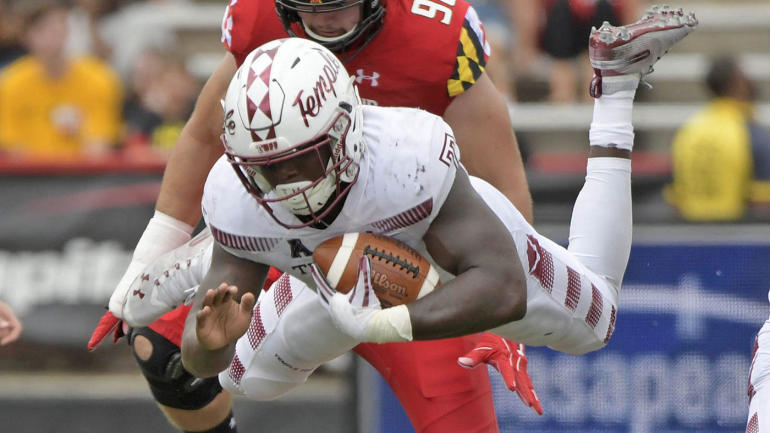 Tulsa Vs Temple Odds 2018 College Football Picks Predictions From