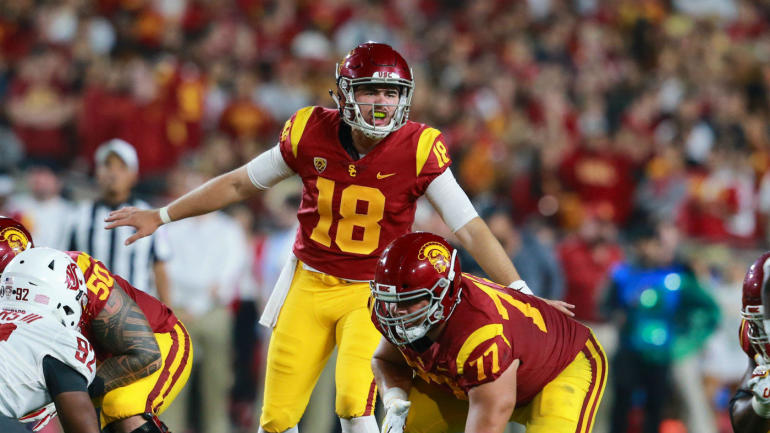 College football scores, schedule, games: USC-Washington State battle, Penn State pulls away